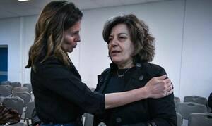Στη δίκη της Χρυσής Αυγής η Μπέττυ Μπαζιάνα - Η συνομιλία με τη Μάγδα Φύσσα