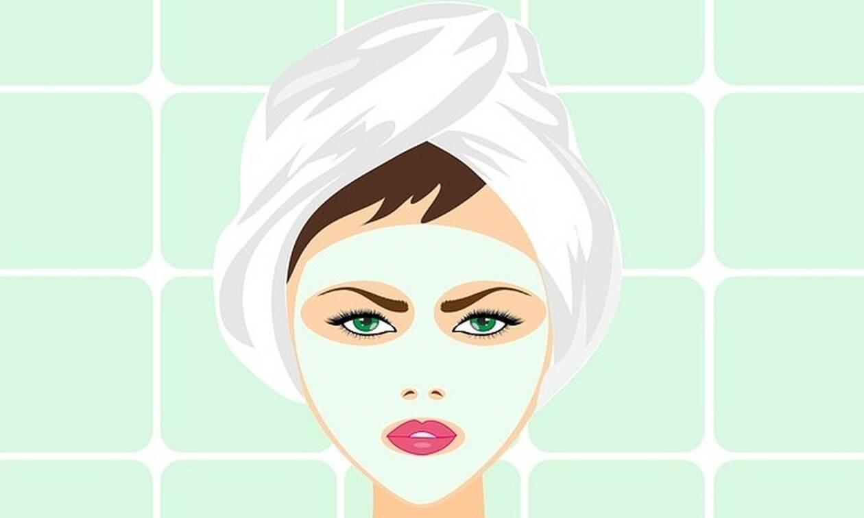Η σπιτική μάσκα ομορφιάς για τέλεια επιδερμίδα που θα λατρέψετε!