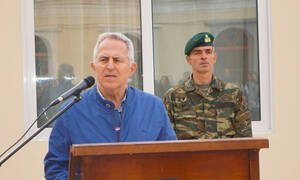 Defence Min Apostolakis: Turkey always puts forward claims but Greece is not its top concern