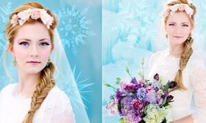 Δέκα αληθινοί γάμοι εμπνευσμένοι από ταινίες της Disney (vid)