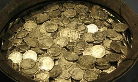 Κλοπή - μαμούθ στα Τρίκαλα: Άρπαξε λίρες αξίας 1,7 εκατομμυρίων ευρώ από συγγενή της