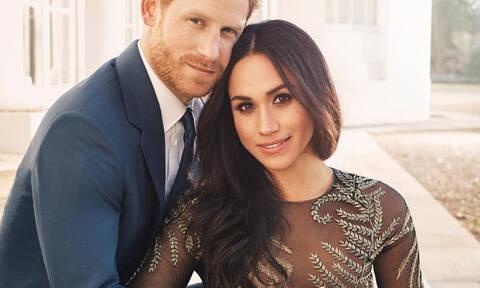 Θυμάσαι την φωτογραφία αρραβώνα του πρίγκιπα Harry με την Meghan; Δεν φαντάζεσαι τι έγινε με αυτήν