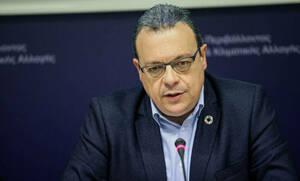 Φάμελλος: Πολλά βράδια έχω πάει στα Εξάρχεια χωρίς αστυνομική συνοδεία