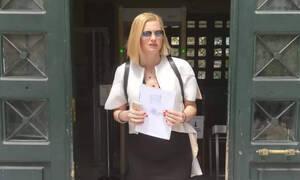Ραχήλ Μακρή: Μηνυτήρια αναφορά κατά των Δημάρχου Παλλήνης και Γενικού Γραμματέα