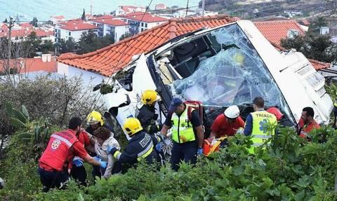 Πορτογαλία: Θρήνος για τους 29 νεκρούς από την ανατροπή του λεωφορείου