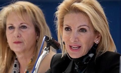 Εκλογές 2019: Υποψήφια στο Βόρειο Τομέα της Β' Αθηνών με τη ΝΔ η Ιωάννα Καλαντζάκου