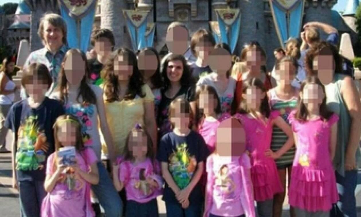 «Το σπίτι της φρίκης»: Οι ποινές για τους γονείς - «τέρατα» που βασάνιζαν τα 13 παιδιά τους