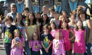 «Το σπίτι της φρίκης»: Η απόφαση για τους γονείς - «τέρατα» που βασάνιζαν τα 13 τους παιδιά!