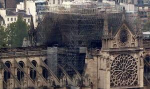 Παναγία των Παρισίων: Η ελληνική λέξη που ήταν σκαλισμένη στον τοίχο του ναού