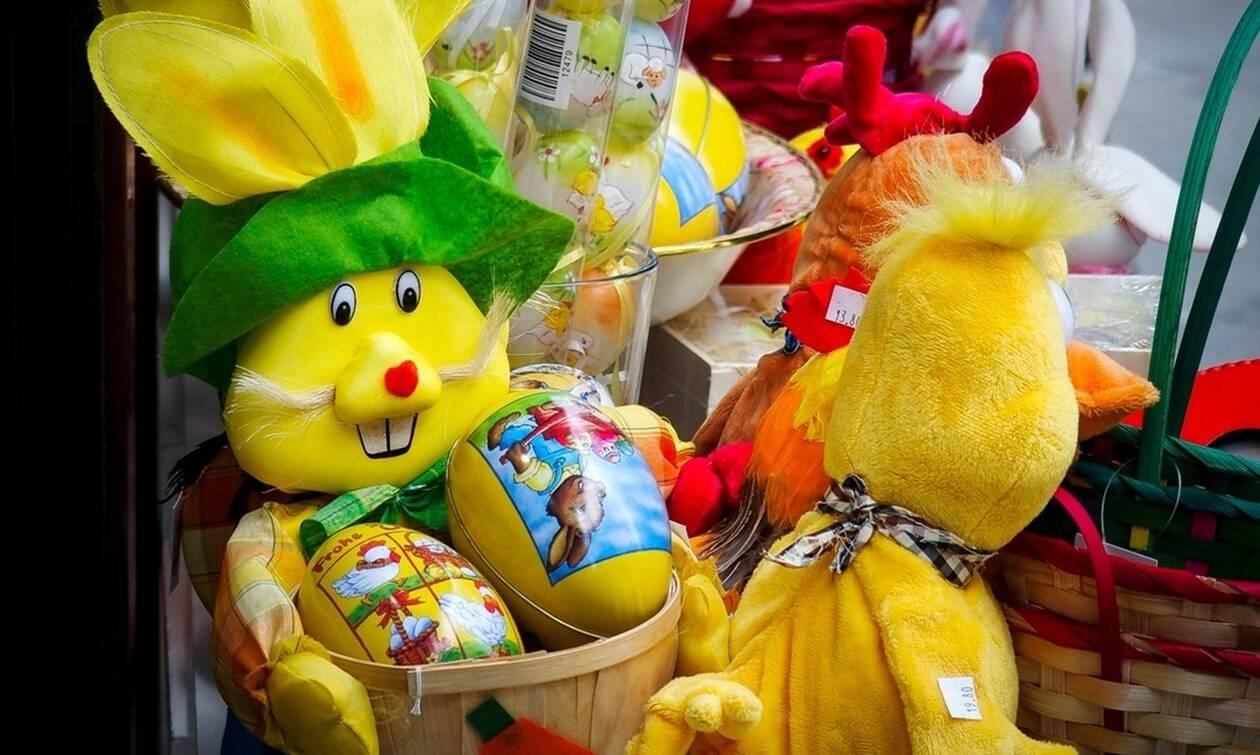 Πασχαλινό ωράριο 2019: Ανοιχτά την Κυριακή τα καταστήματα - Πώς θα λειτουργήσουν τη Μεγάλη Εβδομάδα