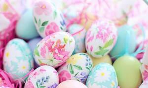 25 έξυπνα τρικς για να διακοσμήσεις τα πασχαλινά αυγά σου
