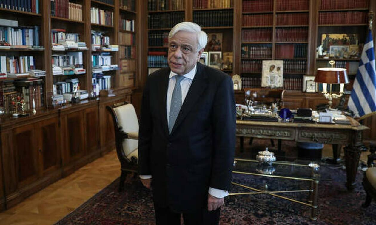 Παυλόπουλος για 21η Απριλίου: Έχουμε χρέος να υπερασπιστούμε τη δημοκρατία σε Ελλάδα και Ε.Ε.