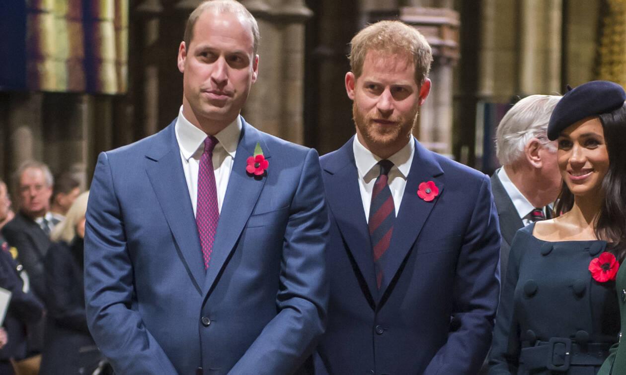 Ο πρίγκιπας William κι ο πρίγκιπας Harry παραλίγο να είχαν εντελώς διαφορετικά ονόματα