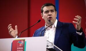 Τσίπρας: «Η Ελλάδα δεν γυρίζει πίσω σε αυτούς που την λεηλάτησαν και την χρεοκόπησαν»