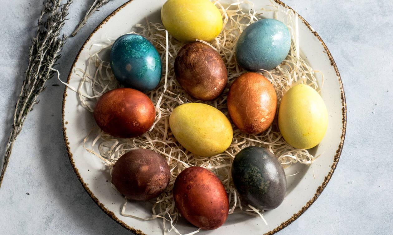 Easter Frenzy! Πώς θα φτιάξεις πασχαλινά αυγά με φυστικοβούτυρο και σοκολάτα