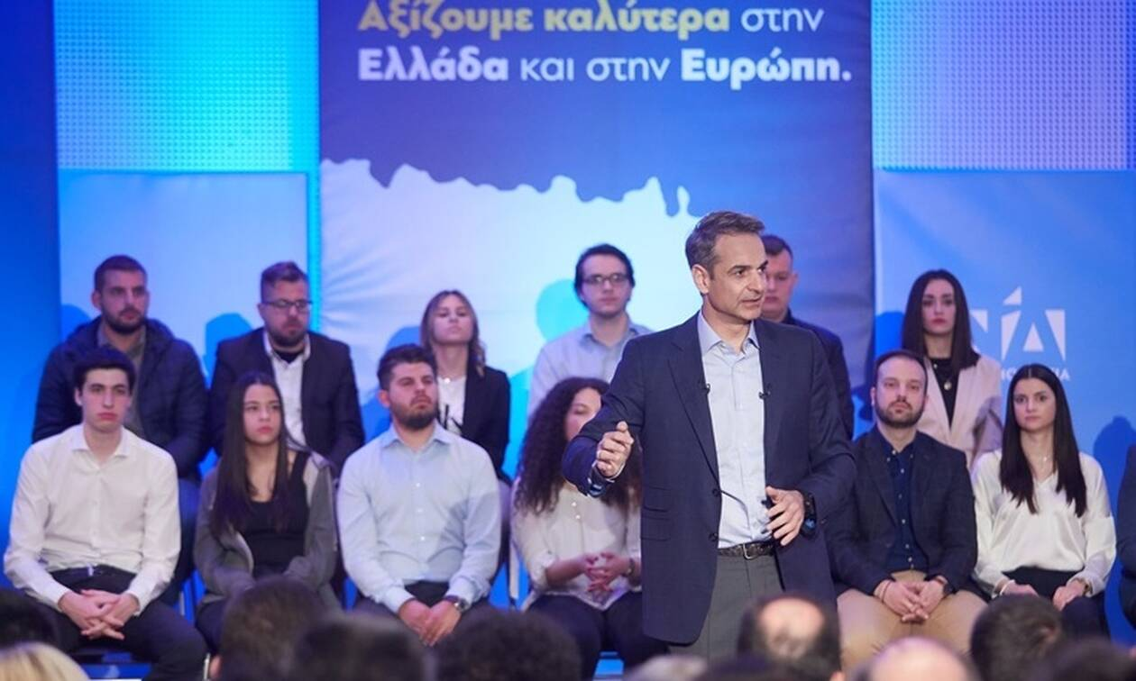 Μητσοτάκης: «Ο Τσίπρας έχει πει τόσα ψέμματα που χρειάζεται κείμενο για να μην τα ξεχάσει»
