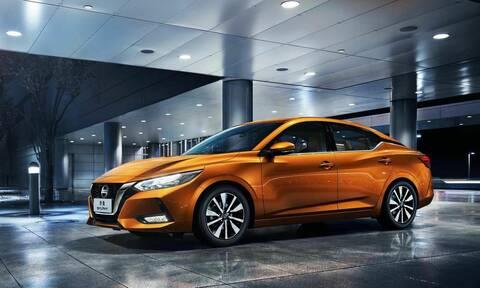 To Nissan Sylphy δίνει το παρόν στην έκθεση της Σαγκάης
