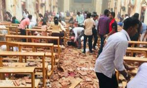 Ματωμένο Πάσχα στη Σρι Λάνκα: Εκατοντάδες νεκροί από εκρήξεις σε εκκλησίες και ξενοδοχεία