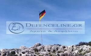 Βαριά «καμπάνα» για τους δύο Γερμανούς στρατιωτικούς που κατέβασαν την Ελληνική σημαία