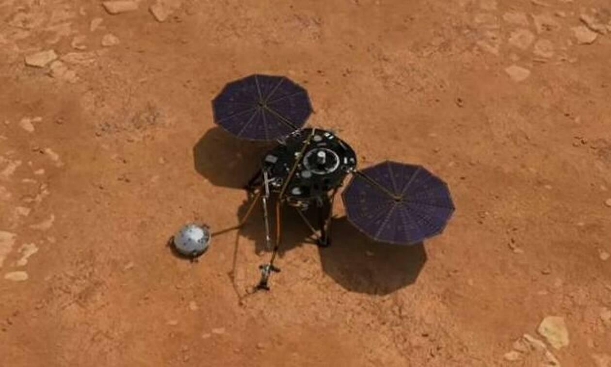 Έτσι ακούγεται ο αέρας στον Άρη (photos+video)