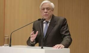 Μεσολόγγι - Παυλόπουλος: Οι ηρωικοί πρόγονοί μας διδάσκουν να υπερασπιζόμαστε ενωμένοι την πατρίδα