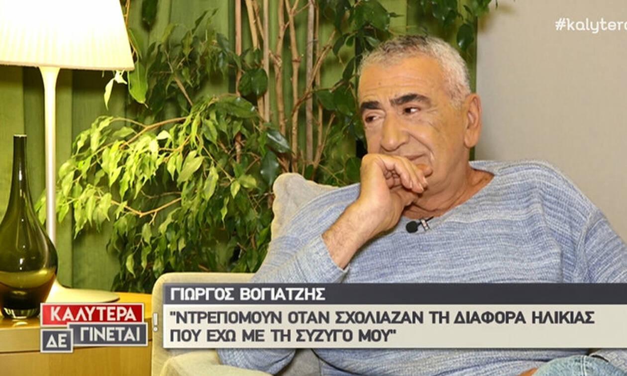 Γιώργος Βογιατζής: Η διεθνής καριέρα, ο καβγάς με τον Mel Gibson και η ερωτική του ζωή
