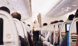 Ηράκλειο: Συναγερμός λίγο πριν την απογείωση - Πέθανε στο αεροπλάνο μπροστά στο σύζυγό της