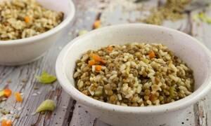 Η συνταγή της ημέρας: Φακόρυζο