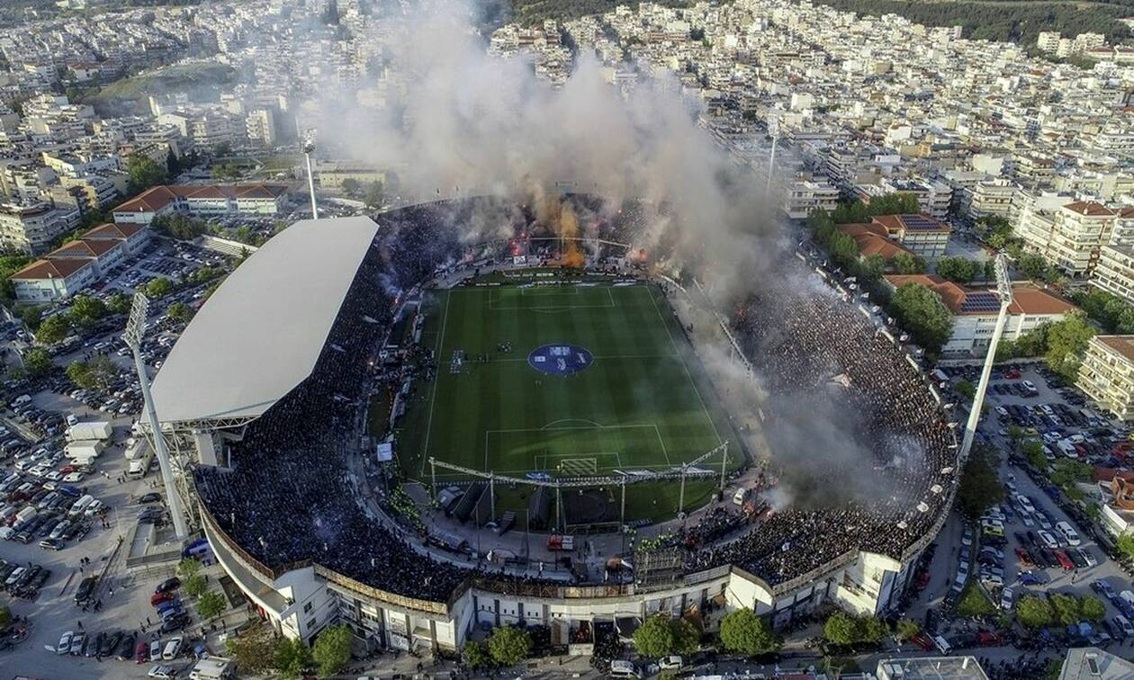 LIVE: ΠΑΟΚ – Λεβαδειακός 3 - 0