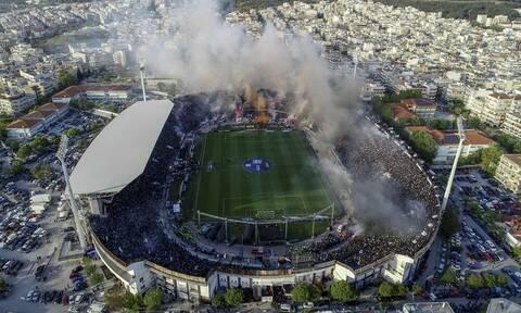 Πρωταθλητής Ελλάδας ο ΠΑΟΚ - Φλέγεται η Θεσσαλονίκη
