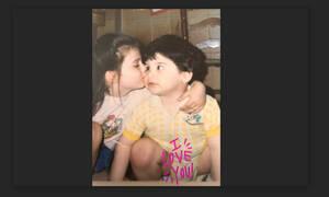 Ποια γνωστή παρουσιάστρια είναι το κοριτσάκι της φωτογραφίας;