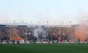 ΠΑΟΚ - Λεβαδειακός: Πήρε «φωτιά» η Τούμπα! (pics)