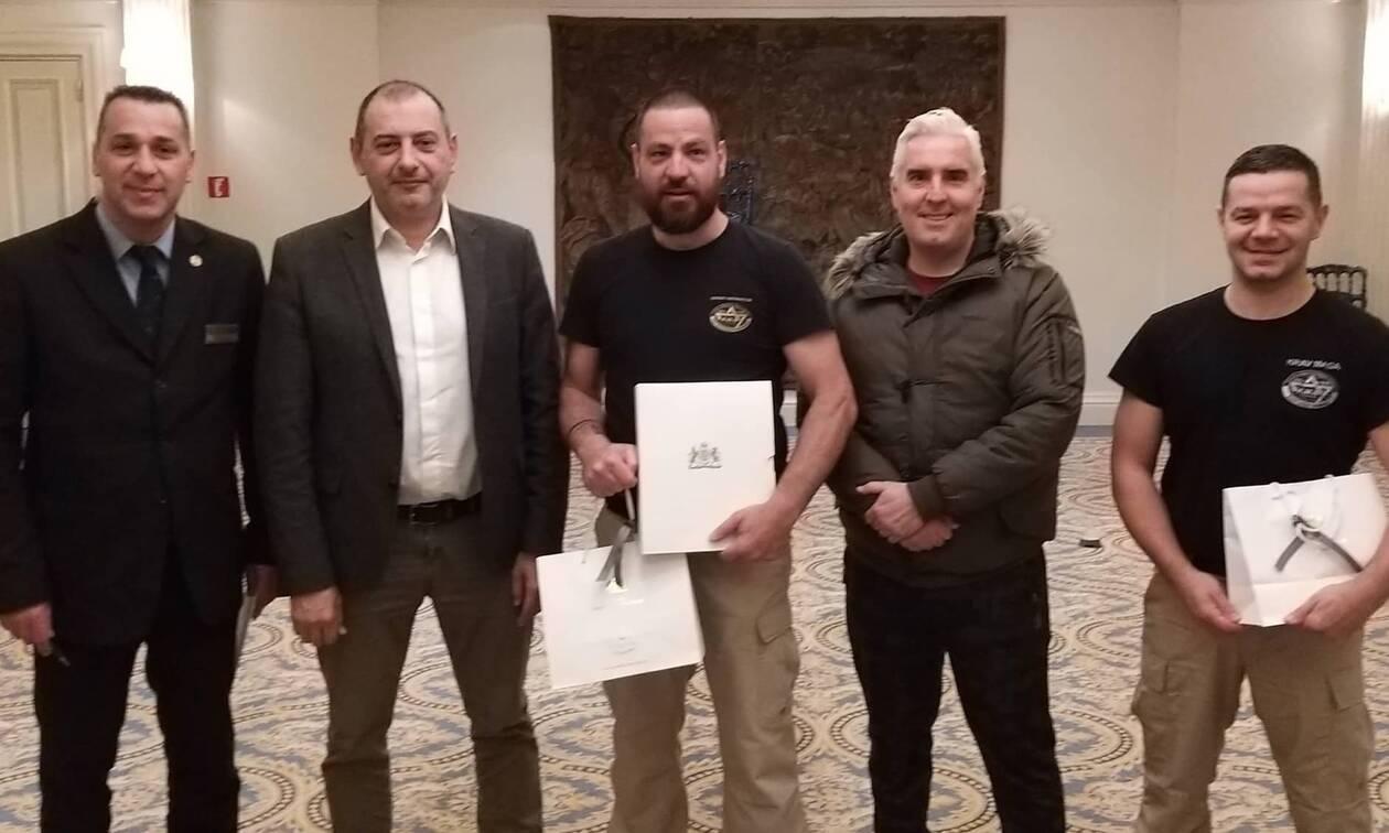 Με απόλυτη επιτυχία ολοκληρώθηκε το σεμινάριο Krav Maga για την ασφάλεια ξενοδοχείων