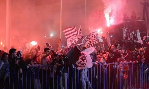 ΠΑΟΚ: Τρελά πανηγύρια στην παραλία της Θεσσαλονίκης - Εντυπωσιακές φωτογραφίες