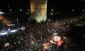 ΠΑΟΚ: Δείτε LIVE τους ξέφρενους πανηγυρισμούς στη Θεσσαλονίκη