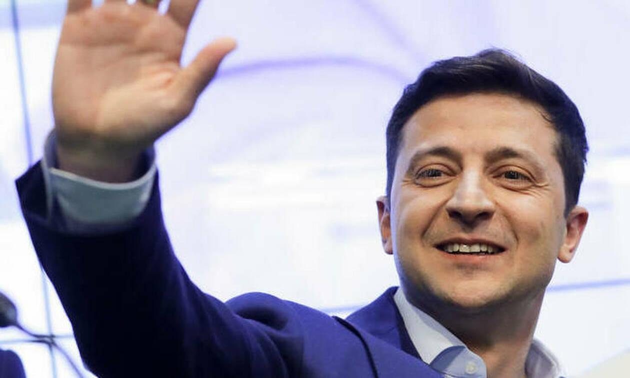 Εκλογές Ουκρανία: Ένας κωμικός έκανε... πλάκα στον Ποροσένκο