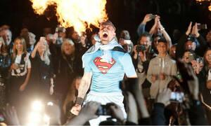 Ντύθηκε Superman ο τερματοφύλακας του ΠΑΟΚ, Αλέξανδρος Πασχαλάκης! (photos)