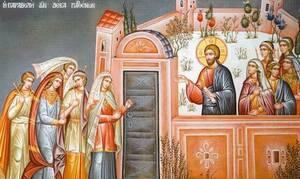Μεγάλη Δευτέρα: Η Παραβολή των Δέκα Παρθένων, η Άκαρπη Συκιά και ο Ιωσήφ ο Πάγκαλος