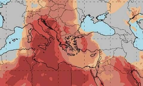Καιρός Πάσχα 2019: Θα πνιγούμε στη σκόνη - Τι προβλέπει ο Γιάννης Καλλιάνος – Πού θα βρέχει