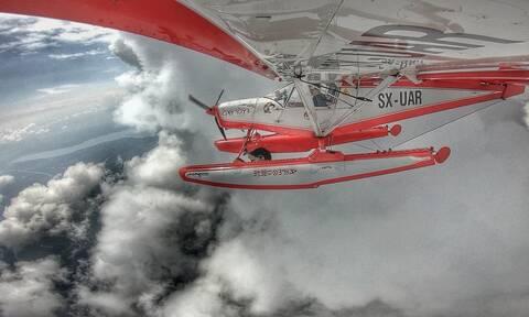 Επιστρέφουν τα υδροπλάνα στην Ελλάδα - Έγινε η πρώτη δοκιμαστική πτήση (pics)