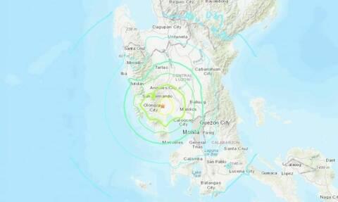 Ισχυρός σεισμός στις Φιλιππίνες - Φόβοι για αρκετούς νεκρούς