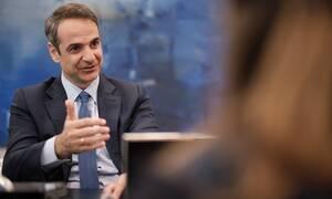 LIVE - Μητσοτάτης: Η NΔ θα είναι o νικητής των Ευρωεκλογών