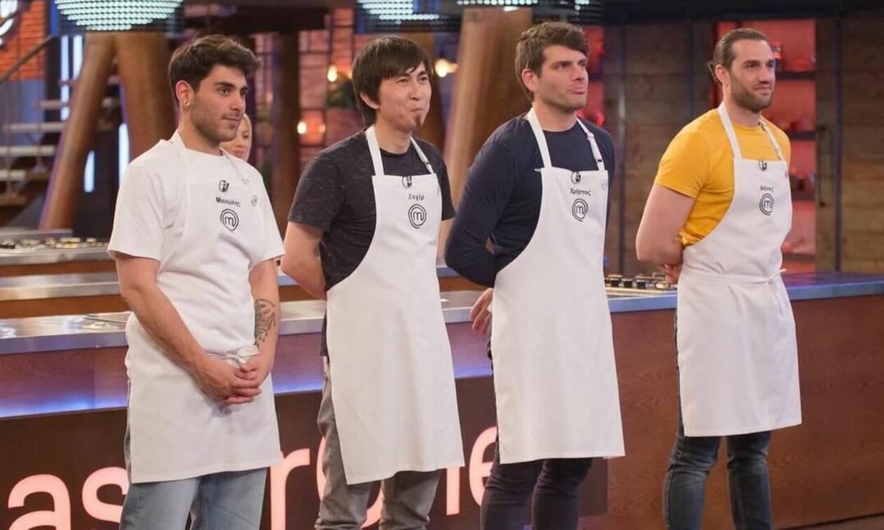 Master Chef: Ευχάριστη έκπληξη ο νικητής της δοκιμασίας του Mystery Box!