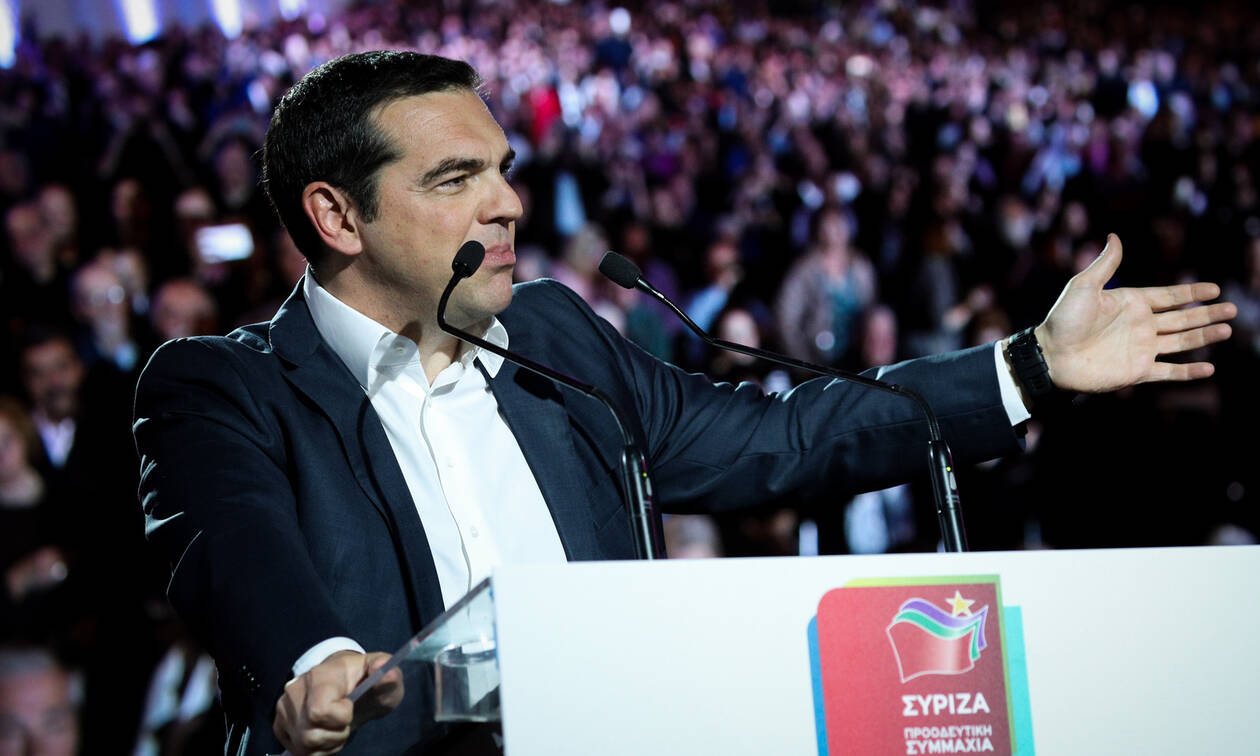 Το αστείο Τσίπρα για τον Αρβανίτη: Θυμίζει λίγο Ντάισελμπλουμ αλλά θα το ξεπεράσουμε! (vid)