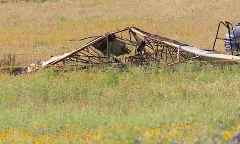 Τέξας: Έξι νεκροί από συντριβή αεροσκάφους (pics)