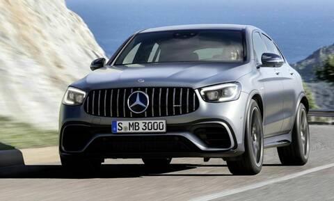 H ανανεωμένη Mercedes-AMG GLC 63 S παραμένει το πιο γρήγορο SUV στο Nürburgring