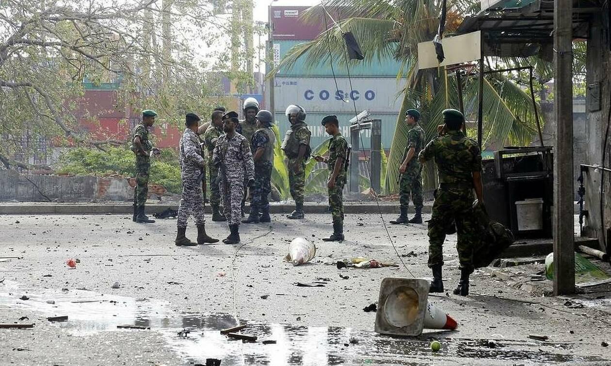 Число погибших в результате взрывов на Шри-Ланке достигло 310