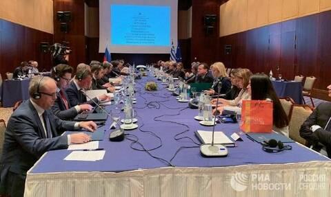 Россия и Греция создали рабочую группу по поощрению инвестиций