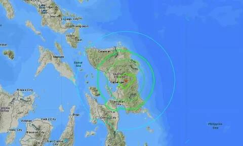 Νέος ισχυρός σεισμός στις Φιλιππίνες - Φόβοι για πολλούς νεκρούς
