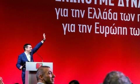 Ο Τσίπρας θέλει νέο κόμμα